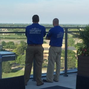 Signal 88 Security of Arlington Heights, IL 4th of July Client Event