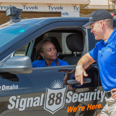 Signal 88 dedicated security
