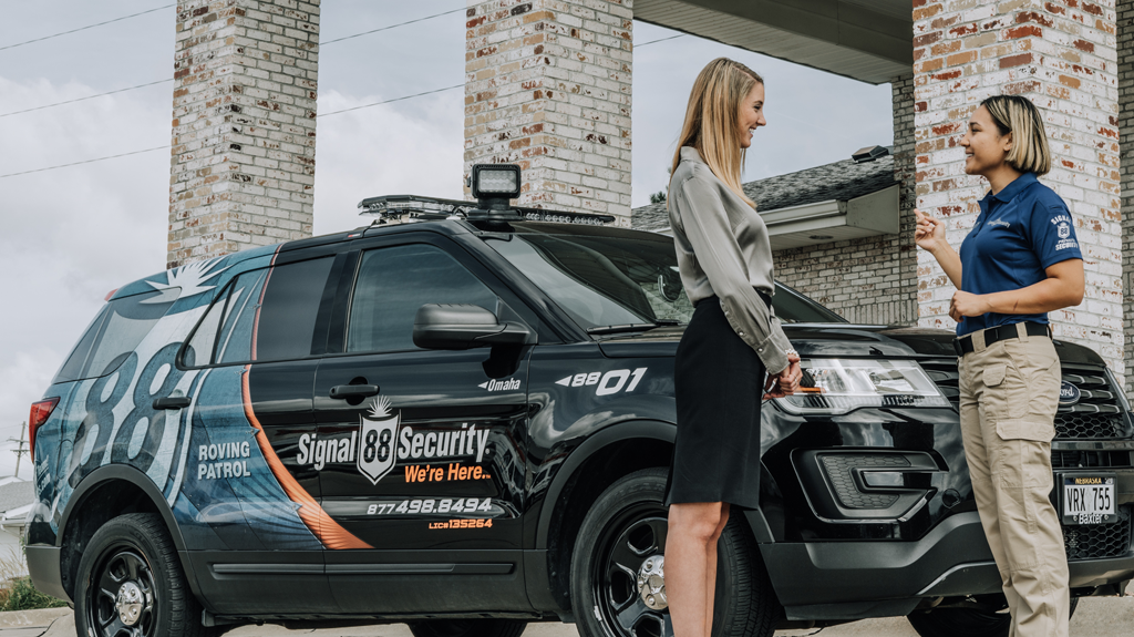 Signal 88 Security Mobile Patrol Security Services