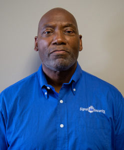 Dewayne Williams, Owner, Signal 88 Security of Waukegan IL